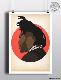 The Weeknd Minimal Posters by Posteritty #HipHopHeads #HipHop #MinimalDesign #PosterittyStyle #Posteritty #Weeknd #AbelXo