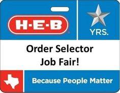 H E B Careers Hebcareers Profile Pinterest