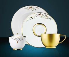 If your dishes need some extra bling, there's no better choice than Prouna's Jewelry Collection.