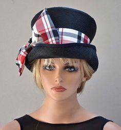 PASSION FOR PLAIDS Spring Hats 152afd3dfa62