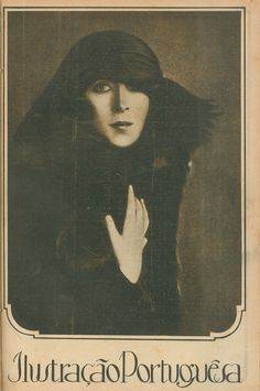 1921, Ilustração Portuguesa