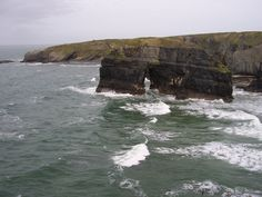 ballybunion castle ireland - Google Search