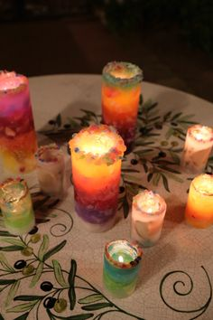my wedding candle