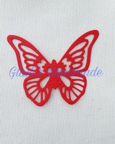 80 Farfalle intagliate