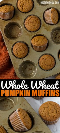 Wheat Pumpkin Muffins Healthy whole wheat pumpkin muffins are perfect for breakfast, lunch and snack! Make ahead and freeWhole Wheat Pumpkin Muffins Healthy whole wheat pumpkin muffins are perfect for breakfast, lunch and snack! Make ahead and free Best Pumpkin Muffins, Pumpkin Muffin Recipes, Pumpkin Chocolate Chip Muffins, Low Carb Mexican Food, Instant Pot, Whole Wheat Muffins, Pumpkin Cream Cheeses, Gluten, Pumpkin Dessert
