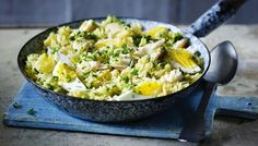 BBC - Food - Recipes : Really good kedgeree by the Hairy Bikers