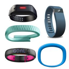 Band Together: 8 Gadgets That Track Your Fitness Stats  Chose fit bit force and love it!