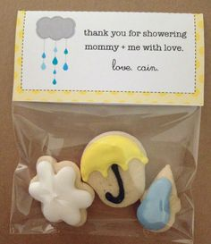 Cain's baby shower favors, so excited for Sunday! -thanks Christina, love you to death for all of this!