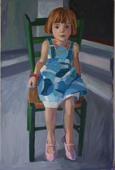 Sarah Stitt Esther Size: 24 x 36 Medium: oil on Canvas Date Created: May 6, 2011