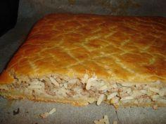 Kotikokista löydät ohjeet siihen, miten lihapiirakka valmistetaan. Reseptiä katsottu 204423 kertaa. Katso tämä ja sadat muut reseptit sivuiltamme! Margarita, Sandwiches, Pie, Cooking, Desserts, Food, Torte, Cuisine, Tailgate Desserts