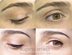 Micropigmentación de Ojos por Eugenia Arrieta Micropigmentación.