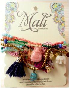 Pulsera, Mali Bracelets, Earrings, Jewelry, Stud Earrings, Beautiful Things, Jewels, Accessories, Ear Rings, Jewlery