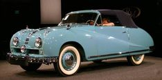 1950 Austin A90 Atlantic Convertible