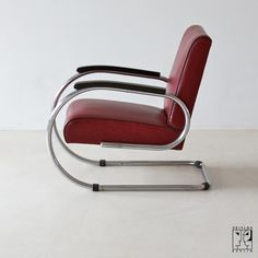 Streamline tubular steel chair - ZEITLOS – BERLIN