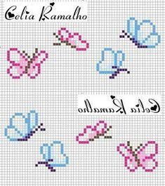 Bobble stitch pattern. Try it
