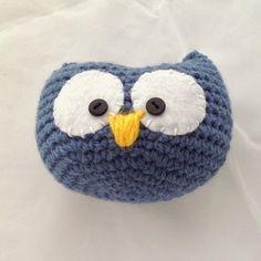 Crochet rattle for my little niece