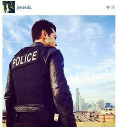 Jon Seda / Detective Antonio Dawson for Chicago PD