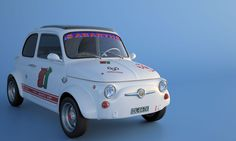 Fiat 500 Abarth 695