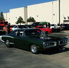 '70 blown Dodge Superbee