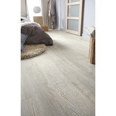 Vynil planks to click Senso Lock Candelnut GERFLOR, bois marron | Leroy Merlin
