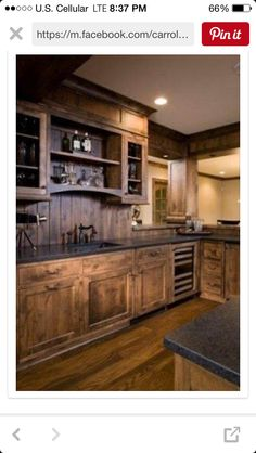 Cornwall kitchen and dining room design idea island cabinet   DIY in ...