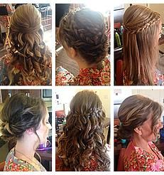 Megan Lenton - Hair Stylist . Makeup Artist | WEDDINGS