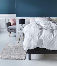 Scandinavian #bedroom #makuuhuone