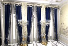 Image result for palace curtains