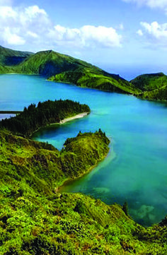 7-day vacation (includes airfare!) in the Azores islands off the coast of Portugal #GrouponGetaways