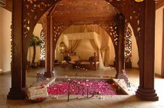 The Sultan's Bath Zanzibar! I sent a couple to try this place out for my destination wedding biz. They said it was amazing!