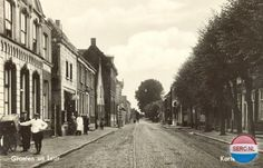 Korte Brugstraat Etten-Leur (jaartal: 1930 tot 1940) - Foto's SERC