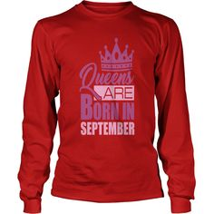 Queens Are Born In September - Women's Premium T-Shirt  #gift #ideas #Popular #Everything #Videos #Shop #Animals #pets #Architecture #Art #Cars #motorcycles #Celebrities #DIY #crafts #Design #Education #Entertainment #Food #drink #Gardening #Geek #Hair #beauty #Health #fitness #History #Holidays #events #Home decor #Humor #Illustrations #posters #Kids #parenting #Men #Outdoors #Photography #Products #Quotes #Science #nature #Sports #Tattoos #Technology #Travel #Weddings #Women