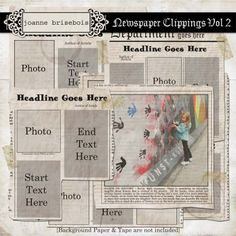 What a fabulous digital scrapping product! Love it!