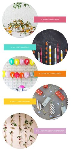 Favorite Party Ideas This Week (via Bloglovin.com )