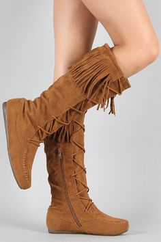 Cherokee Faux Suede Moccasin 37.99