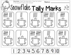 FREEBIE printable pages for Kindergarten.