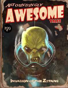 Awesome Tales #4 Book - Fallout 4 by PlanK-69 on DeviantArt