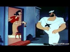 POPEYE THE SAILOR MAN: Fright to the Finish (1954) (Remastered) (HD 1080p) - YouTube