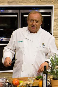 11 best Chef Alfons Schuhbeck (German) images on Pinterest | German ...