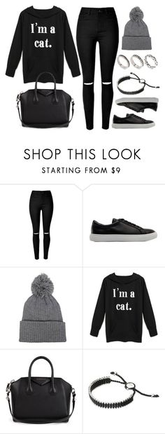 """""""Style #11369"""" by vany-alvarado ❤ liked on Polyvore featuring Givenchy, Links of London and ASOS"""