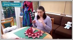 youtube fold and stitch wreath tutorial - Yahoo Search Results