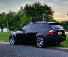 BMW X3 E83 2004 2010
