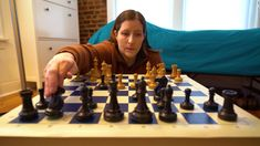 Jessica Lauser is a chess champion — and she's blind   CNN Most Popular Series, Teenage Years, Chess, Blinds, Champion, The Creator, Health, Interesting Stories, Woman