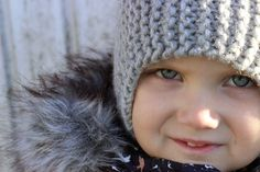 Arkinen.: Hile-myssy (+ohje) Winter Hats, Crochet Hats, Beanie, Knitting, Knitting Hats, Tricot, Breien, Stricken, Weaving