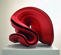 """Tony Cragg  Nice form for clay. (for more ceramics & pottery art see my board """"ceramics art"""" Irit.)"""