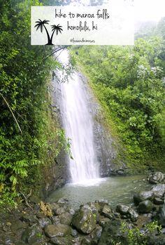 Hike to Manoa Falls – Adventures in Honolulu, Hawaii