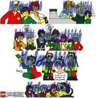 Lego ninjago OCS #1015 by MaylovesAkidah