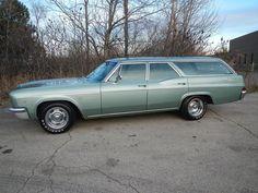 '66 Impala Wagon...  want! want! want!