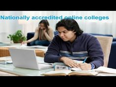 nationally accredited online colleges