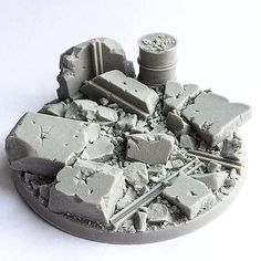 Unreal Wargaming Studios Ltd is a manufacturer of resin miniatures and accessories. Miniature Bases, Polyurethane Resin, Tower Design, Stone Texture, Figure Painting, Minis, Bubbles, Miniatures, Joy